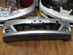 Бампер. Nissan Tiida, C11, C11X