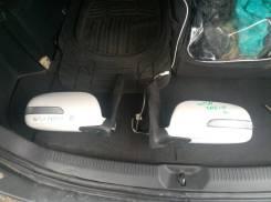 Зеркало заднего вида боковое. Toyota Wish, ZNE10, ZNE10G Toyota Passo Toyota Corolla Fielder Toyota Prius