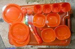 Наборы посуды.