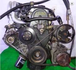 Двигатель в сборе. Mitsubishi Dingo Двигатель 4G13