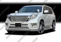 Решетка радиатора. Toyota Land Cruiser Prado, GDJ150L, GDJ150W, GRJ150, GRJ150L, GDJ151W, TRJ150, KDJ150L, GRJ150W, TRJ150W. Под заказ
