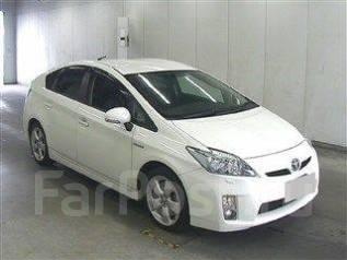 Toyota Prius. автомат, передний, 1.8 (99 л.с.), бензин, 86 тыс. км, б/п. Под заказ