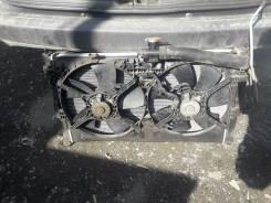 Радиатор кондиционера. Mitsubishi Lancer Двигатель 4B10