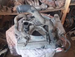 Радиатор охлаждения двигателя. Honda Jazz Honda Fit, GD1 Двигатели: L12A1, L13A1, L13A