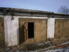 Продам гараж на Подстанции. улица Ангарская 10, р-н Подстанция, 22 кв.м., электричество, подвал.