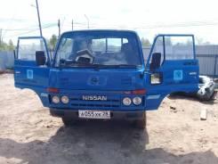Nissan Atlas. Продается грузовик Nissan atlas 4WD, 2 700 куб. см., 1 500 кг.