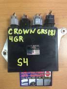 Блок управления фосунками,S4 TOYOTA Crown Mark X