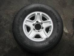 Bridgestone Dueler H/T D689. Всесезонные, 1998 год, без износа, 1 шт