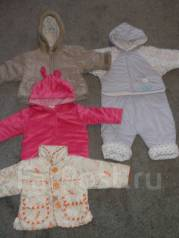 Одежда на девочку до полутора лет
