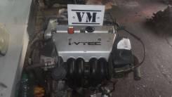 Двигатель в сборе. Honda Stream, RN4, RN3 Honda CR-V, RD4, RD5 Honda Stepwgn, RF5, RF4, RF3 Двигатель K20A