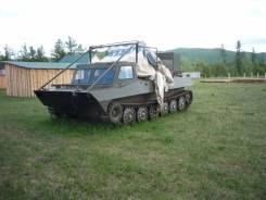 ХТЗ МТ-ЛБ. Продается мтлб, 14 500 куб. см., 3 000 кг.