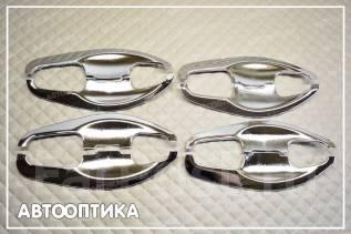 Накладка на ручку двери. Honda CR-V, RE5, RM1, RM4 Двигатели: K24A, R20A, R20A9