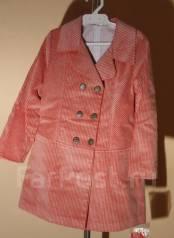 Пальто. Рост: 110-116, 116-122 см