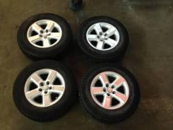 Продам отличные колёса в сборе. 7.0x16 5x114.30 ET35 ЦО 60,2мм.