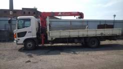 Hino Ranger FC. Продается грузовик с манипулятором Hino, 728 куб. см., 50 000 кг., 12 м.