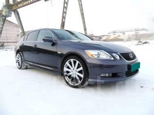 Обвес кузова аэродинамический. Lexus: GS450h, GS460, GS430, GS350, GS300 / 430 / 460 Двигатель 2GRFSE