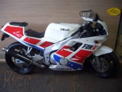 Yamaha FZR 250. 250 куб. см., исправен, птс, без пробега