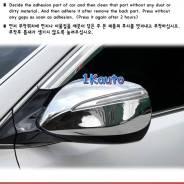 Зеркало заднего вида боковое. Hyundai Santa Fe, DM