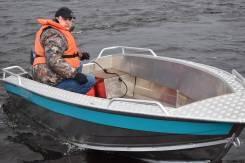 Wellboat. Год: 2017 год, длина 4,05м., двигатель подвесной, 15,00л.с., бензин
