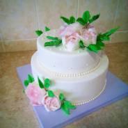 Свадебные торты на заказ. Надежда