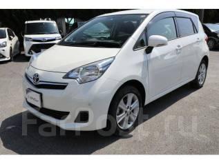 Toyota Ractis. вариатор, 4wd, 1.5, бензин, 62 000 тыс. км, б/п. Под заказ