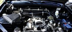 Двигатель в сборе. Mitsubishi Pajero Двигатель 4G64