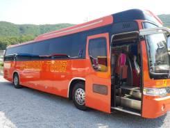 Kia Granbird. Продается автобус KIA Granbird, 12 000 куб. см., 47 мест. Под заказ
