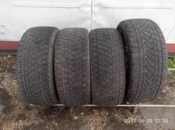 Bridgestone Blizzak DM-Z3. Зимние, без шипов, 2007 год, износ: 50%, 4 шт