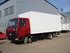 МАЗ 4371P2-440. Изотермический фургон на шасси МАЗ 4371Р2-440-000, 6 700куб. см., 4 300кг.