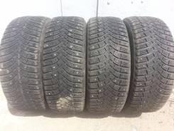 Michelin X-Ice North. Зимние, шипованные, 2013 год, износ: 20%, 4 шт