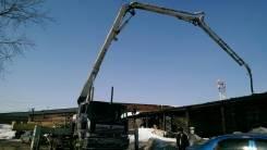 Hino Profia FS. Продается Автобетононасос HINO 30 метров, 17 000 куб. см., 30 м.
