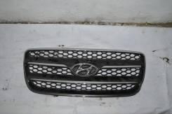 Решетка радиатора. Hyundai Santa Fe