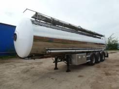 Magyar. Полуприцеп цистерна пищевая водовоз молоковоз , 30 000 кг.