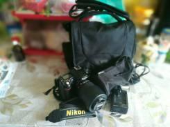 Nikon D80 Kit. 20 и более Мп, зум: 14х и более