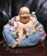Большой фарфоровый Будда. Оригинал