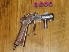Пистолеты пескоструйные.