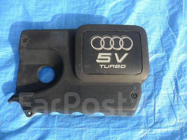 Крышка двигателя. Audi TT, 8N Двигатель AUQT