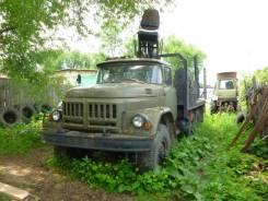 ЗИЛ 131. ЗИЛ-131 лесовоз с роспуском и манипулятором