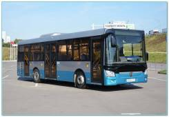 Лиаз. Низкопольный автобус для городских перевозок ЛиАЗ-429260