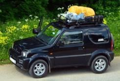 Крепления. Suzuki Jimny