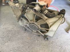 Радиатор охлаждения двигателя. Toyota Funcargo