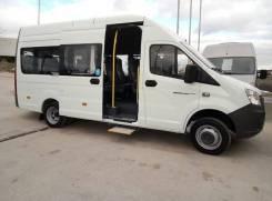 ГАЗ ГАЗель Next. Автобус Газель Next цельнометалический, пассажирский, 2 900 куб. см., 16 мест