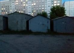 Гаражи металлические. улица Панфиловцев 20, р-н Идустриальный, 18 кв.м.