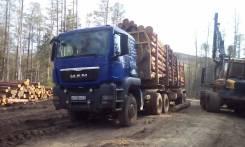 MAN TGS 40.390 6x6 BB-WW. Продам сцепку, 10 000 куб. см., 90 000 кг.