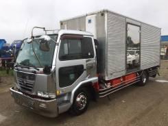 Nissan Diesel. Рефка, 6 900 куб. см., 5 000 кг.