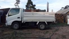 Toyota Dyna. Продаётся грузовик 2001 г. в., 2 000 куб. см., 1 500 кг.