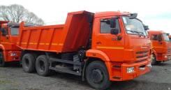 Камаз 65115. Самосвал КамАЗ 65115-6058-19(L4), 350 куб. см., 15 000 кг.