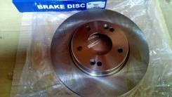 Тормозной диск, Передний (51712-1M000, 51712-2C000, 51712-1F000, 51712-2E300) на Hyundai Tuscani (2001- ) / VALEO