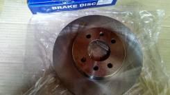 Тормозной диск, Передний (51712-1R000, 51712-0U000, 51712-1W250, 51712-1G000) на Hyundai Accent 11MY (2010- ) / VALEO