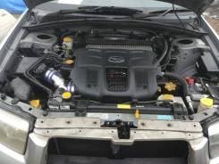Патрубок впускной. Subaru Forester, SG5
